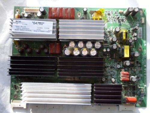 Y-SUS BOARD LG PLASMA 60PS4000 EAX55656201 EBR55492901 60