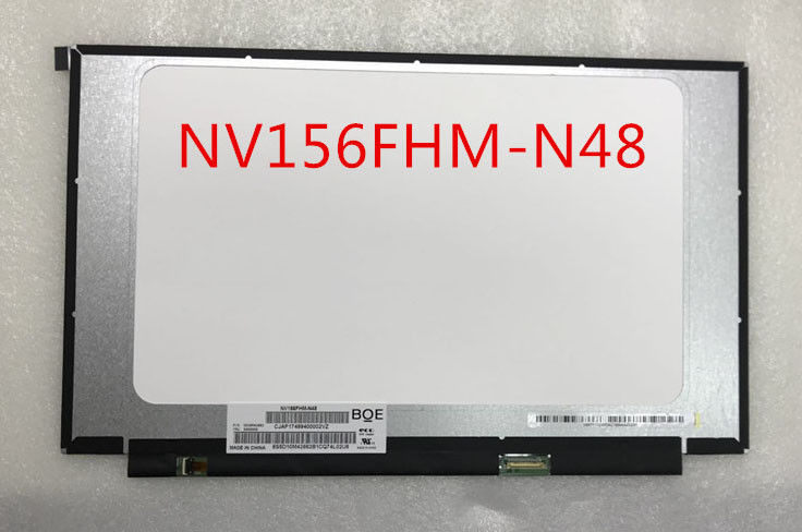 "15.6"" FHD IPS NV156FHM-N48 30PIN FRU PN 5D10M42882 Replacement LCD LED Screen"