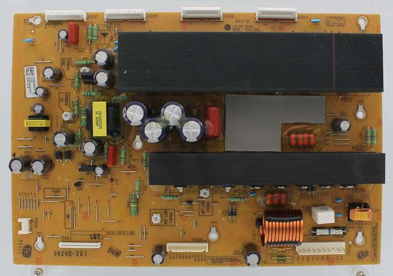 LG EBR64064201 EAX60764001 Y-SUS BOARD FOR LG 42PQ6000 42