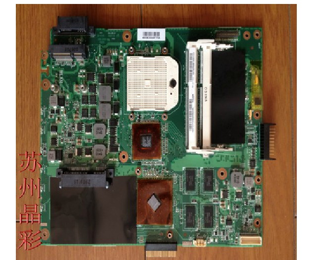 Motherboard MBX-177A Intel for Sony Vaio VGN-CR PCG-5L2M