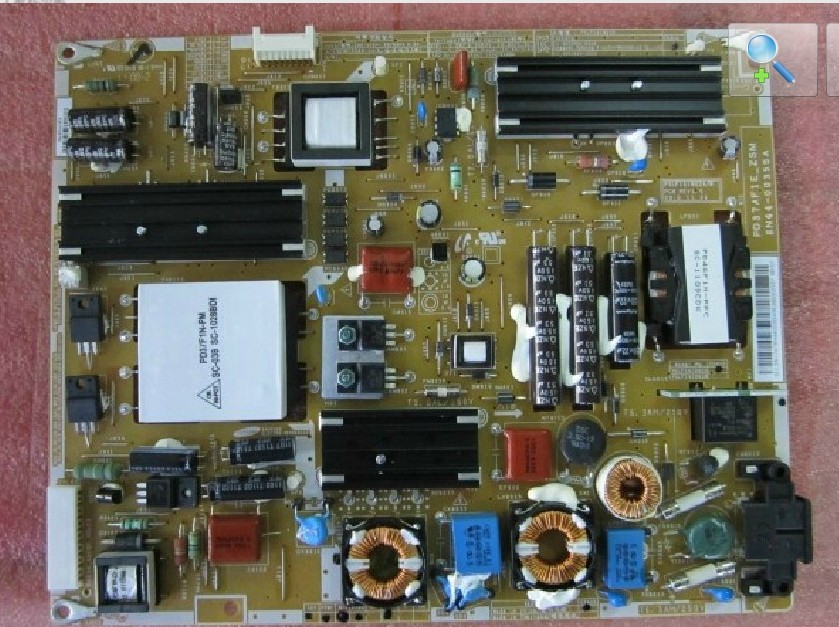 Circuit Boards Power Supplies Samsung Bn44 00329b Power Supply Board