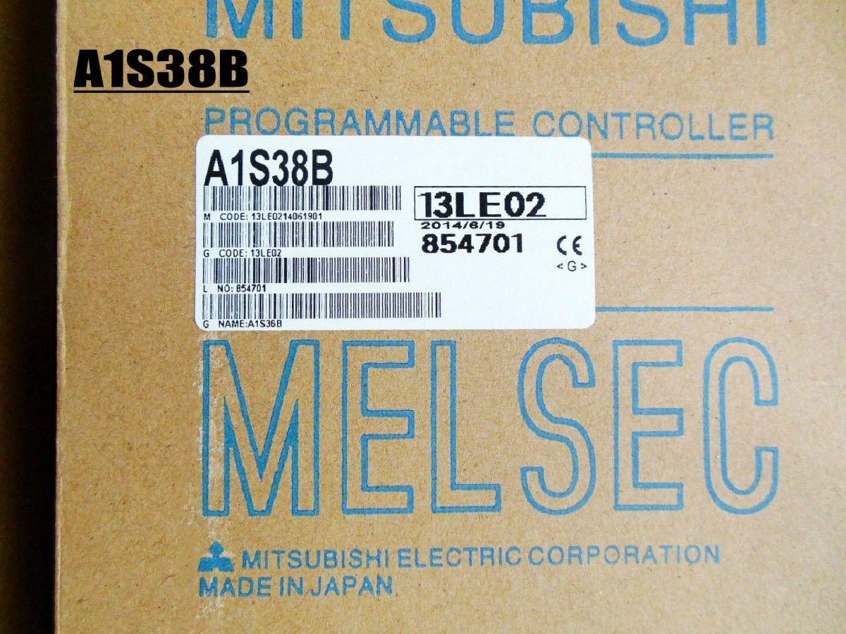 100/% NEW Mitsubishi MODULE A1S38B A1S38B-E IN BOX A1S38BE
